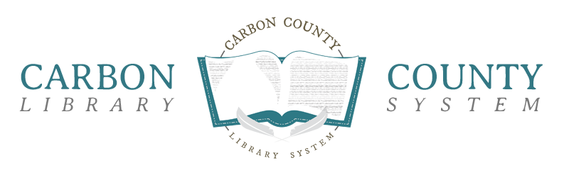 Carbon County Library System Logo